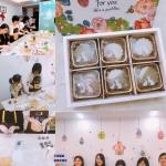 活动精彩回顾 之 【中秋节企划】手作中秋礼~冰皮月饼DIY
