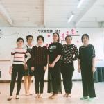 活动回顾:中国舞-舞动青春
