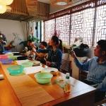 活动回顾:不一样的插花艺术之日式花道体验