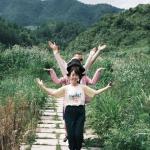 活动回顾:蓝天下,瀑布旁,火锅前,那是我们共同逝去的青春